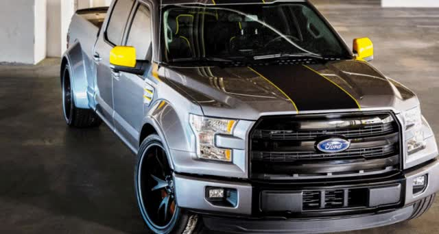 Watch and share 2015 Ford F-150 Show Trucks For SEMA And LA GIFs on Gfycat