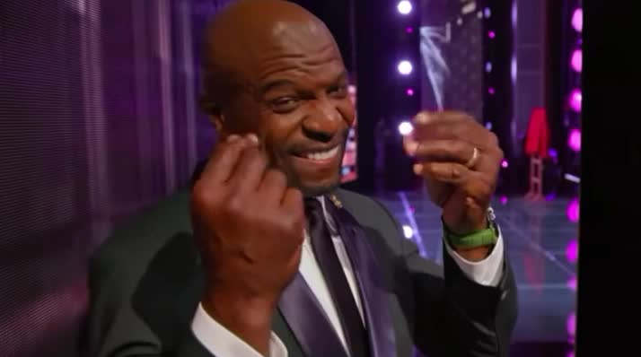 agt, america's, amount, crews, dollar, euros, expensive, get, million, money, paid, pay, payment, poor, rich, salary, smile, talent, terry, Terry Crews - Money  GIFs