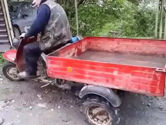Watch Does anyone know what this thing is called? The size and practicality look awesome. (x-post from /r/anormaldayinrussia) (reddit) GIF by @joffas11 on Gfycat. Discover more ANormalDayInRussia, ChekhovsDitch GIFs on Gfycat