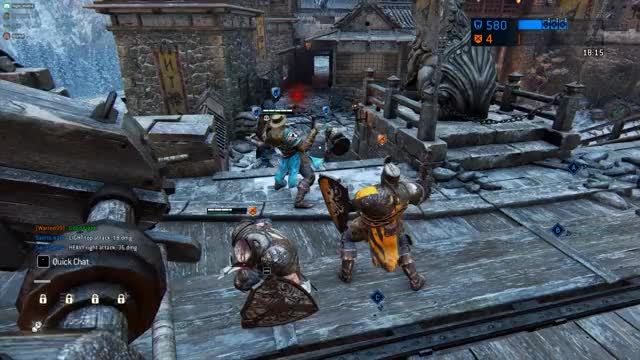 Watch and share Forhonor GIFs by vxerrr on Gfycat