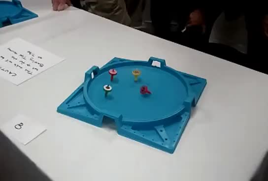 Watch and share Battling Tops At Geekway To The West 2011 GIFs on Gfycat