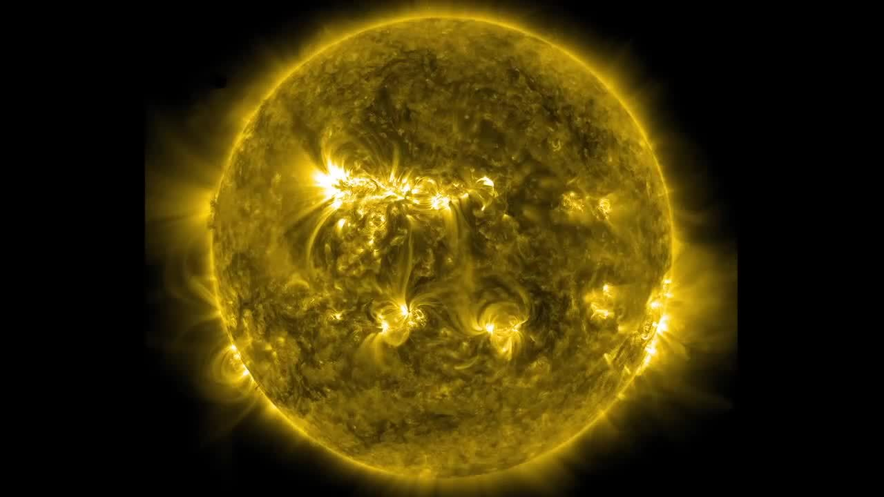 SpaceGfys, spacegfys, 2012 Venus Solar Transit GIFs