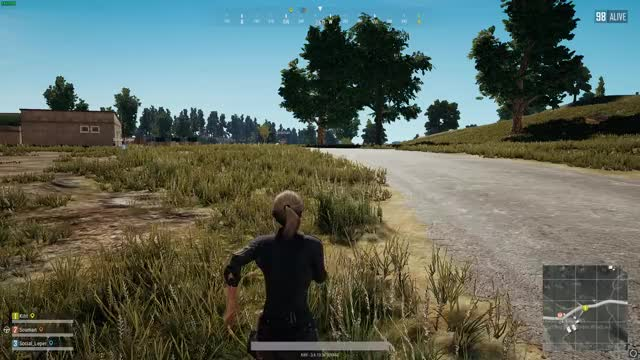 Watch and share Vlc-record-2018-02-18-21h52m16s-PLAYERUNKNOWN GIFs on Gfycat