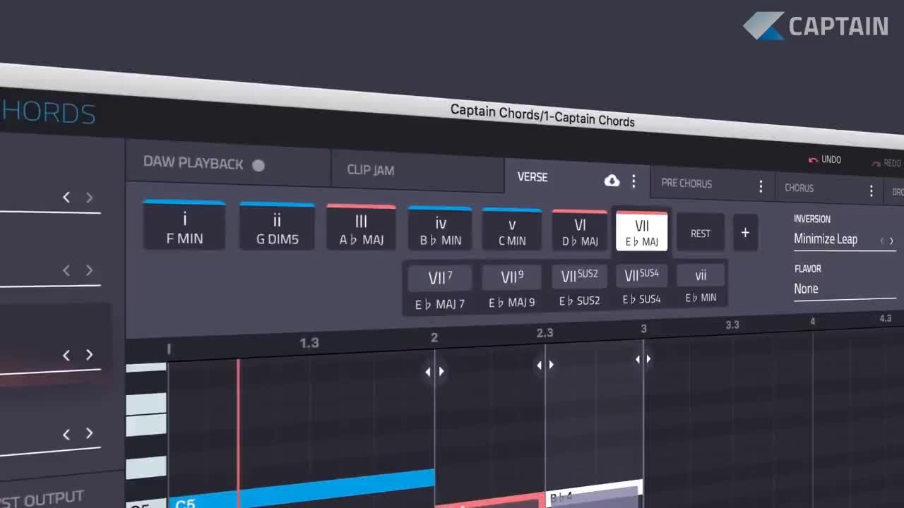 Captain Plugins From Mixed In Key Captain Chords For Chord Progressions VST  AU