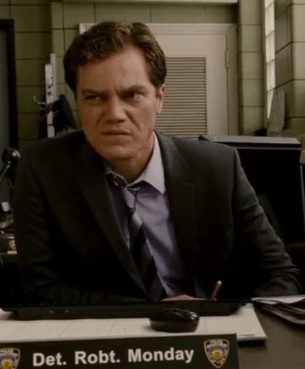 Watch and share Michael Shannon GIFs on Gfycat