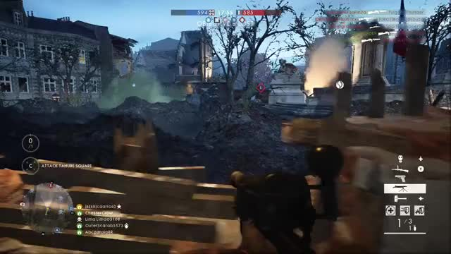 Watch not today GIF by Gamer DVR (@xboxdvr) on Gfycat. Discover more Battlefield1, caarlos0, xbox, xbox dvr, xbox one GIFs on Gfycat
