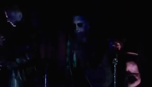 The Nine Inch Nails in Twin Peaks