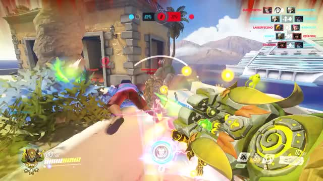 Watch winston kills himself 2018-07-16 GIF by @coolbrown on Gfycat. Discover more overwatch GIFs on Gfycat