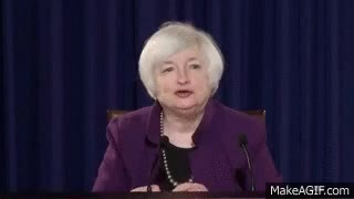 Watch and share Janet Yellen GIFs on Gfycat