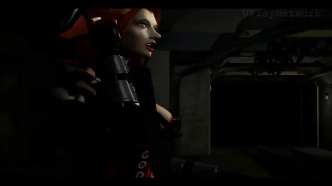 Bloodrayne 2 Full Movie All Cutscenes Gif Gfycat