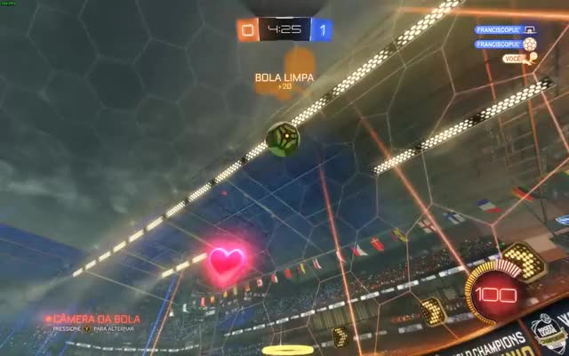 Watch and share Rocket League GIFs and Dribble GIFs on Gfycat