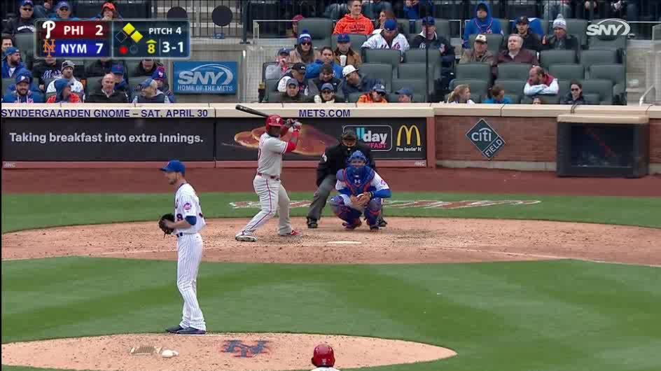 newyorkmets, Herrera thinks he is in charge of calling balls and strikes, is not (reddit) GIFs