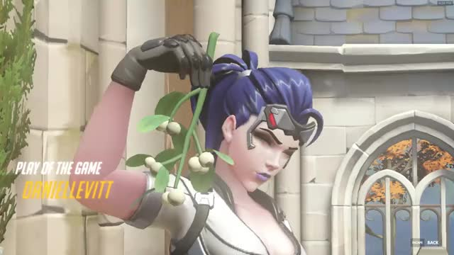 Watch and share Widow 5k POTG GIFs on Gfycat