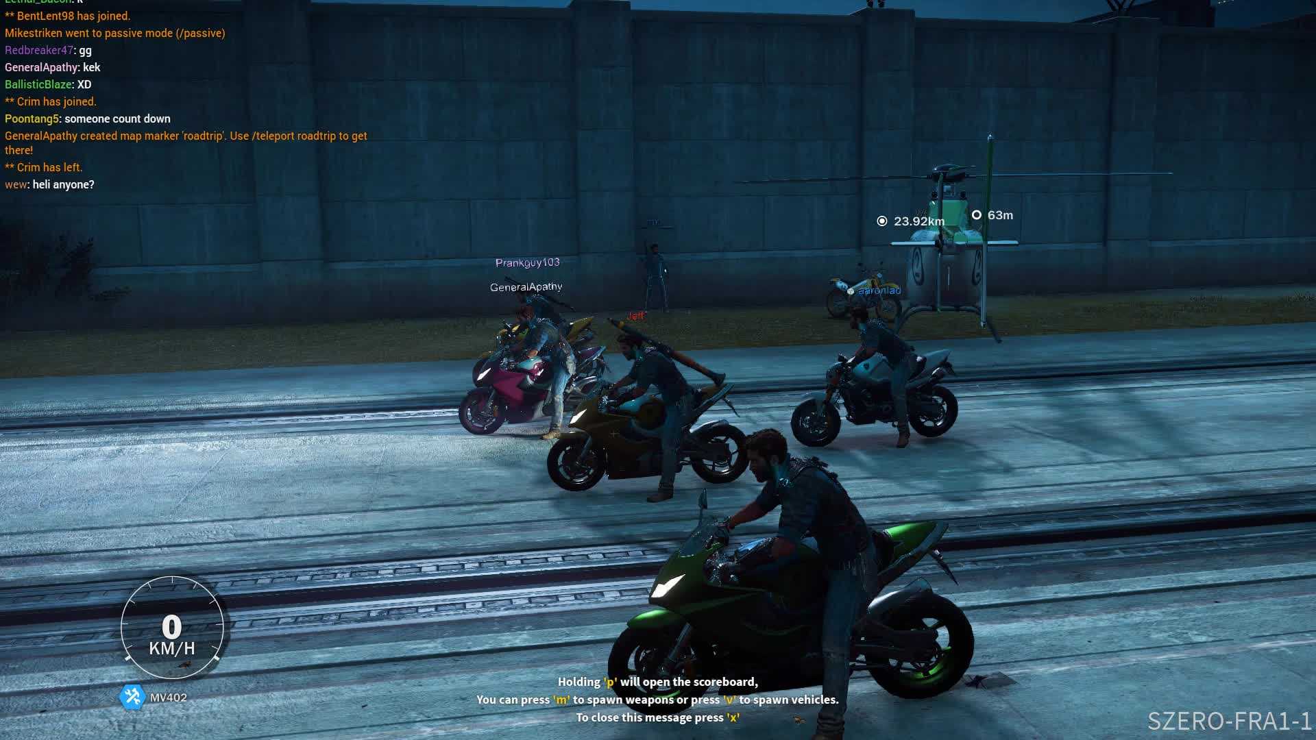 JustCause, Just Cause 3 - MP Race GIFs