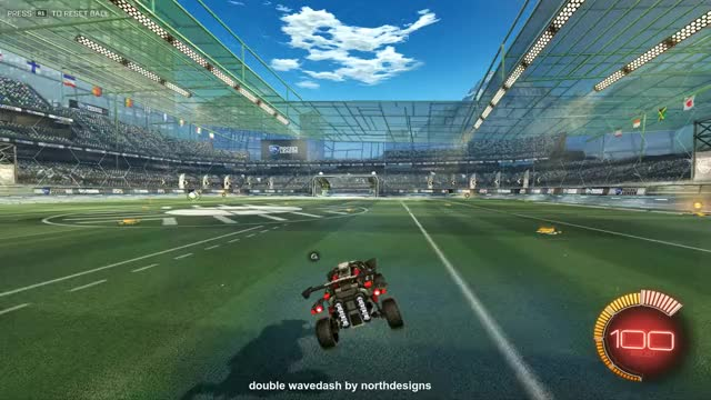 Watch and share Double Wavedash By Northdesigns GIFs on Gfycat