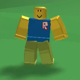 Watch and share Dance Roblox GIFs by thegamer5688 on Gfycat
