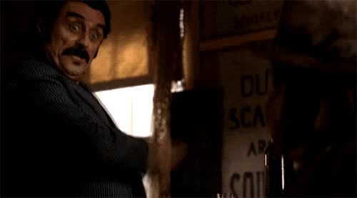 Watch and share Ian Mcshane GIFs and Deadwood GIFs on Gfycat