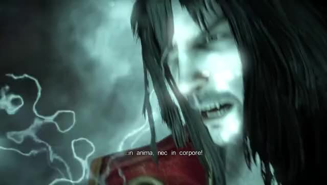 Watch and share Castlevania Lords Of Shadow 2 Dracula Vs Golden Paladin GIFs by Qaiss El-Bairoti on Gfycat