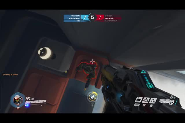Watch 3v3 Fun GIF by @notexistor on Gfycat. Discover more 3v3, Overwatch GIFs on Gfycat