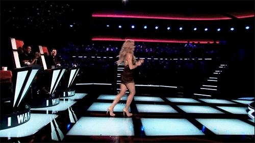 Adam Levine, FYS EDIT, FYS EDITS, Shakira, blake sheldon, gif, gifs, televison, the voice, usher, Shakira, Shakira GIFs