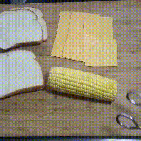 ShittyGifRecipes, grilledcheese, shittyfoodporn, bread coren GIFs