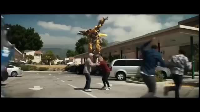 Watch Transformers: The Last Knight - Sonic Commercial (Bumblebee Vs. Barricade) GIF by The Livery of GIFs (@thegifery) on Gfycat. Discover more michaelbaydotcom GIFs on Gfycat