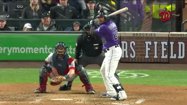 Watch and share Colorado Rockies GIFs by efitz11 on Gfycat