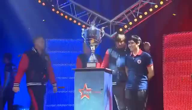 Watch and share Zeus Denies Dosia's Try To Hold The Trophy XD GIFs on Gfycat