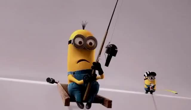 Watch and share Despicable Me GIFs and Whistle GIFs on Gfycat
