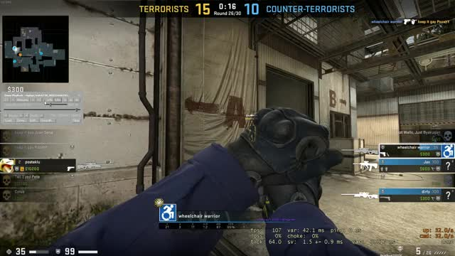 Watch Counter-strike Global Offensive 2019.03.15 - 22.24.48.01 GIF on Gfycat. Discover more CS:GO, GlobalOffensive GIFs on Gfycat
