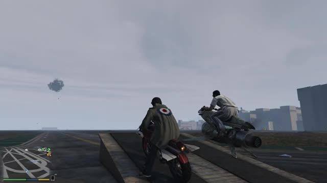 Watch and share Oppressor Mk.2 Missile Overall Range Test GIFs by Gaffa on Gfycat