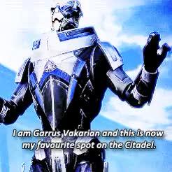 Watch and share Garrus Vakarian GIFs and Mass Effect 2 GIFs on Gfycat