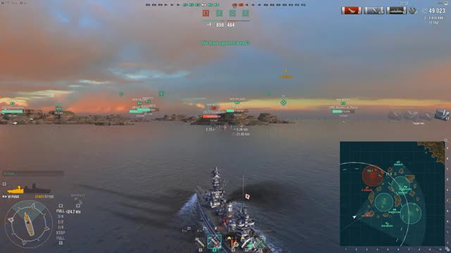 Watch and share World Of Warships 2018.10.31 - 13.59.23.04 GIFs on Gfycat