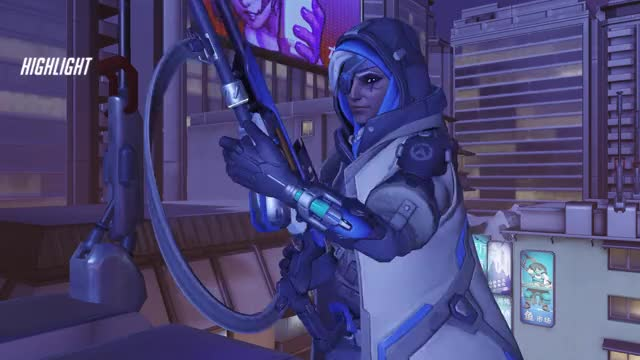 Watch and share Highlight GIFs and Overwatch GIFs by keywizzle on Gfycat