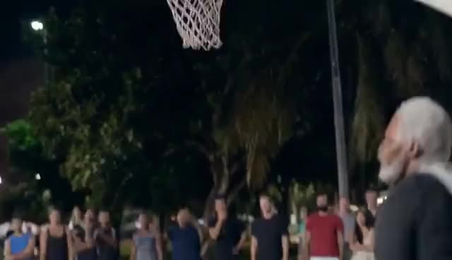 Watch and share Uncle Drew | Scooter Shot GIFs on Gfycat