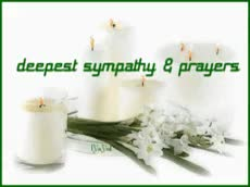 Watch and share Deepest Sympathy And Prayers GIFs on Gfycat