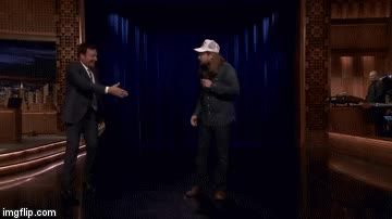 Watch Handshake GIF by @mattyp87 on Gfycat. Discover more Jimmy Fallon, Tonight show, dusty slay, hand shake, having a good time, very famous, very rich GIFs on Gfycat