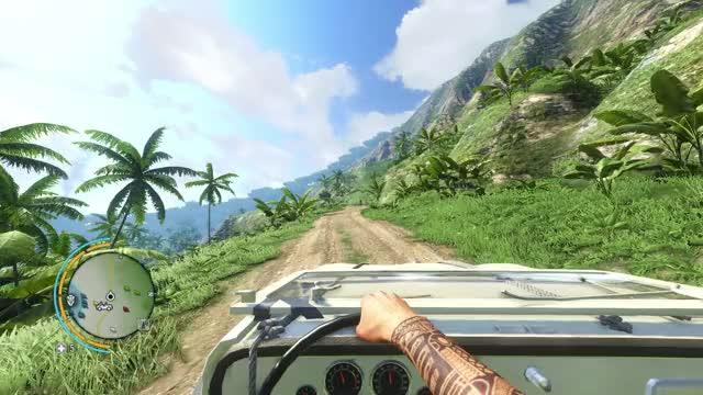 Watch Far Cry 3 Car C Launcher Gif By Deekay On Gfycat