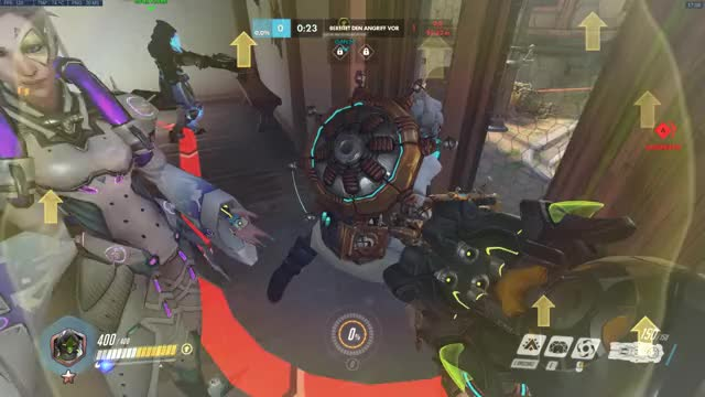Watch Overwatch 01.05.2018 - 17.09.06.04.DVR GIF on Gfycat. Discover more related GIFs on Gfycat
