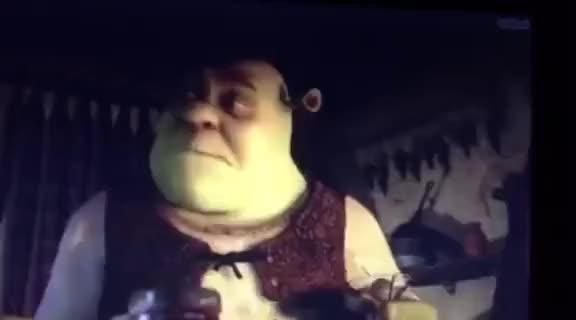 Watch and share Shrek Ear Wax GIFs on Gfycat
