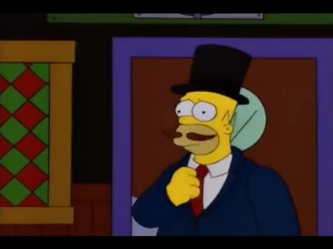 Watch and share Incognito GIFs and Simpsons GIFs by The Livery of GIFs on Gfycat