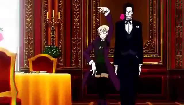 Watch and share Human Being || Black Butler GIFs on Gfycat