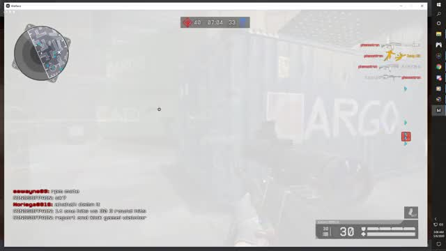 Watch and share Warface 2020.05.06 - 03.06.09.120.DVR Trim GIFs by Mrtennesse on Gfycat