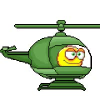 Watch and share Helicopter animated stickers on Gfycat