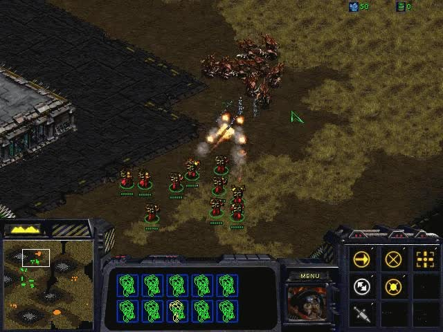 Add media Report RSS  firebat (marauder) in action (view original)