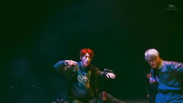 Watch EXO Monster - Chanyeol & Sehun-RAP GIF by Koreaboo (@koreaboo) on Gfycat. Discover more related GIFs on Gfycat