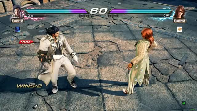 Watch Tekken GIF by @ozzyrocker45 on Gfycat. Discover more related GIFs on Gfycat