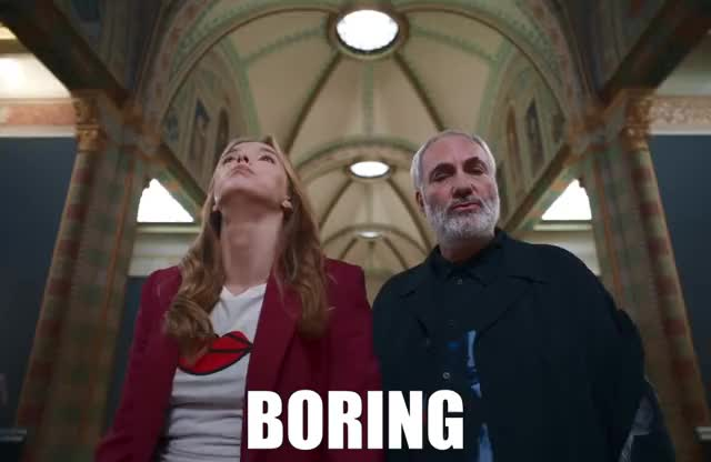 Watch and share SO Boring GIFs by Super GIF on Gfycat