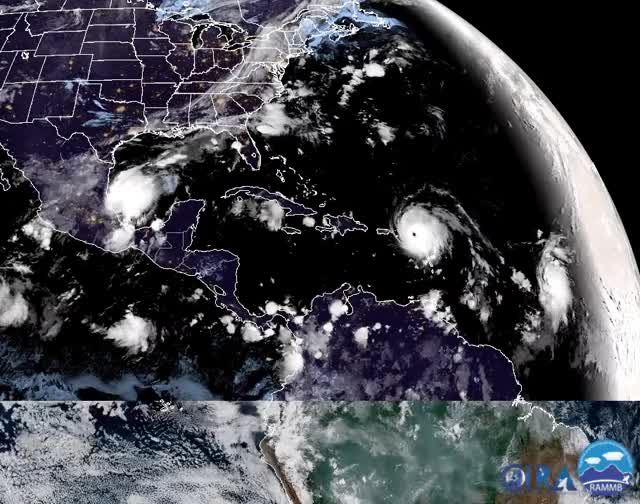 Watch and share Satellite Images GIFs and Hurricane Irma GIFs by Dave Mosher on Gfycat