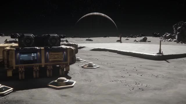 Watch and share SC 3.0 - Daymar Outpost GIFs by Monk Gaming on Gfycat